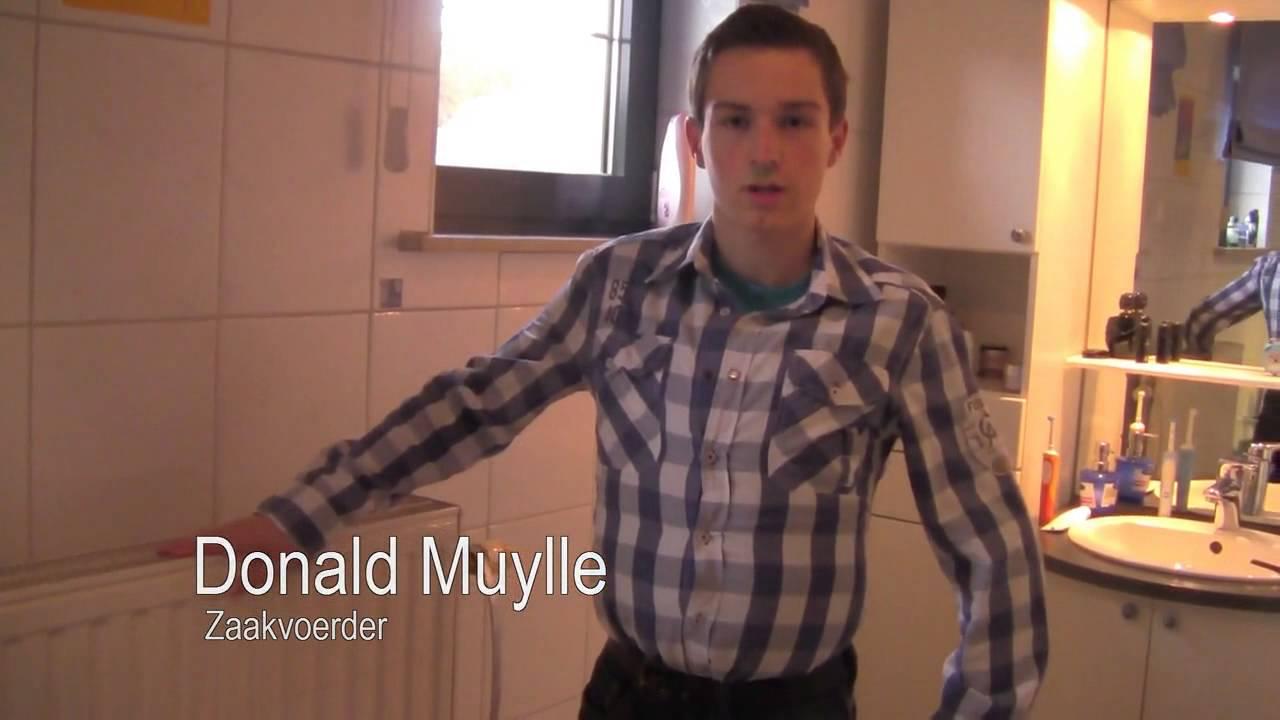 DOVY maandverband (Donald Muylle parodie) YouTube