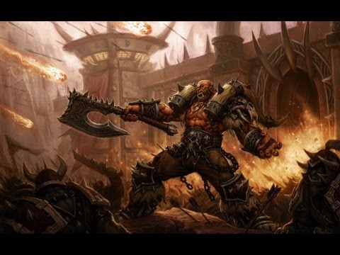 Mists of Pandaria - Patch 5.4: Siege of Orgrimmar