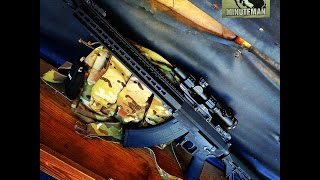 CMMG MK47 Mutant Hybrid Rifle Full Review