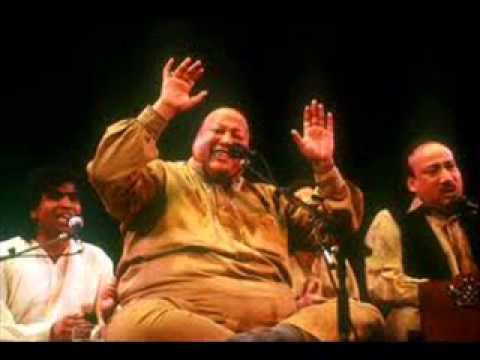 Dil Jis Se Zinda Hein Nusrat Fateh Ali Khan video