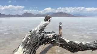 Flat Earth Studios: Bonneville Salt Flats Utah U.S.A. official flat earth movie trailer