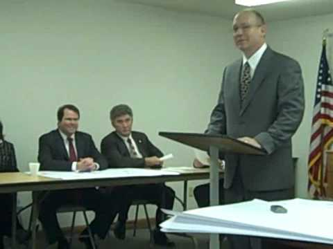 Winston County Assign-A-Highway Press Conference