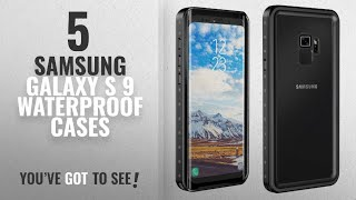 Samsung Galaxy S 9 Waterproof Cases [2018 Best Sellers]: Eonfine Samsung Galaxy S9 Waterproof Case,