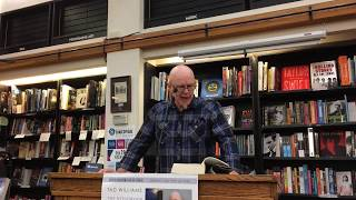 Tad Williams reads from The Witchwood Crown at Bookshop Santa Cruz