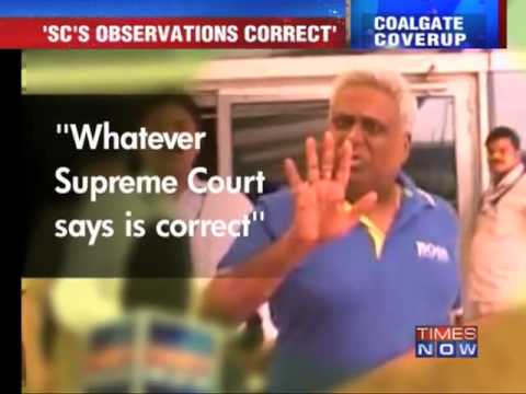 CBI Director accepts Supreme Court reprimand