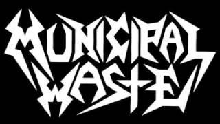 Watch Municipal Waste Tango And Thrash video