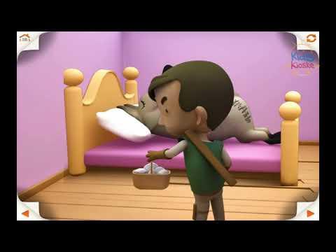 CAPERUCITA ROJA - Cuentos infantiles en español