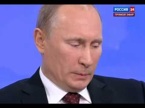 Вопрос Путину: Если бы вы были на месте Горбачева? Что бы вы сделали?