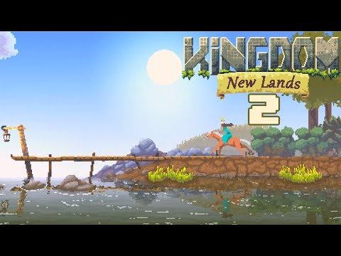 Прохождение KINGDOM: NEW LANDS: #2 - КАК ПОСТРОИТЬ КОРАБЛЬ?
