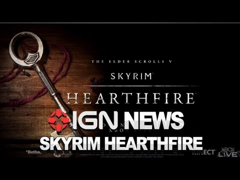 IGN News - The Elder Scrolls V: Skyrim - Hearthfire Announced