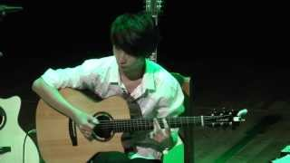 Over The Rainbow - Sungha Jung (live)