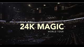Ellasode: 24k Magic World Tour