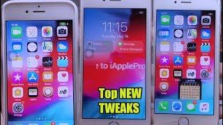 Top NEW BEST Free Jailbreak Tweaks For iOS 12-12.1.2