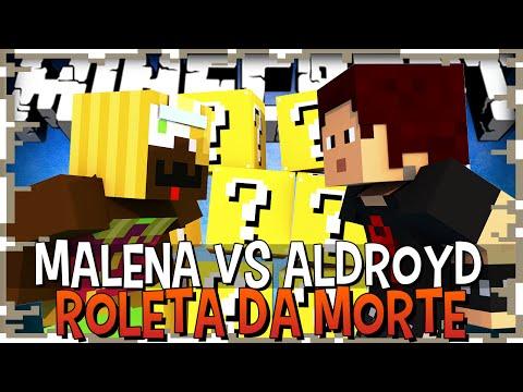 Malena Vs Aldroyd - Roleta Da Morte: Campeonato video