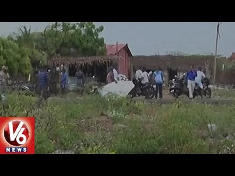 Rameswaram Fishermen Stage Protest Against Coastal Zone Management Plan | V6 News