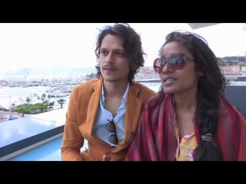 Monsoon Shootout - Vijay Varma & Tannishtha Chatterjee Interviews at Cannes Film Festival 2013