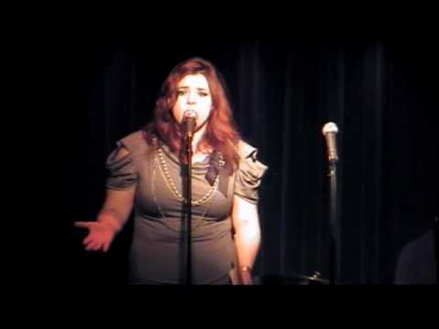 Alysha Umphress sings Slow Down by Drew Gasparini