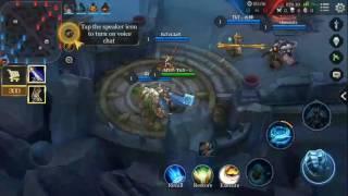 Strike of Kings Taara Master Tier Ranked Gameplay