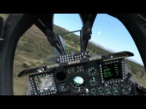DCS A-10C Teaser trailer