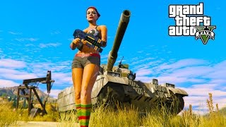GTA V - EPIC Moments (#11)