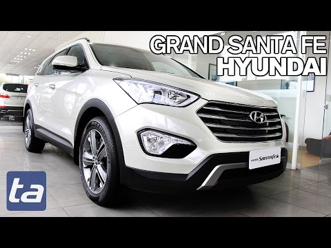 Hyundai Grand Santa Fe 2014 En Per Video En Full HD
