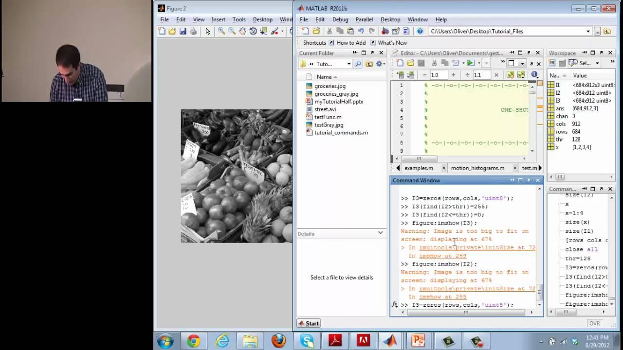 matlab tutorial videos