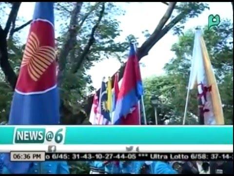 Kultura ng mga bansa sa Southeast Asia, tampok sa ASEAN Community Day sa Rizal Park [01|23|16]