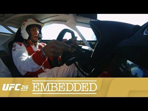 UFC 216 Embedded: Vlog Series - Episode 1
