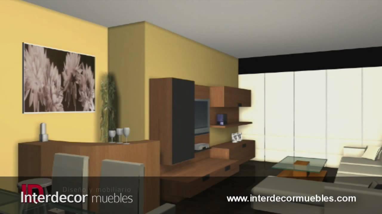 Interdecor muebles, tu tienda de muebles en Mostoles Madrid - YouTube