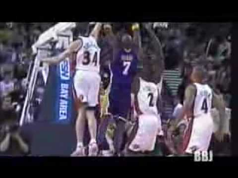 Mike Dunleavy '05-'06 Highlight Reel