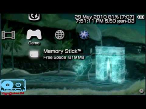 FIX 8002013C PSP ERROR on 5.50gen-D3 and any CFW