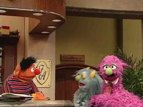 """Sesame Street - """"1-2-3 Count with Me"""""""