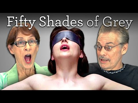 Elders React To Fifty Shades Of Grey Trailer video