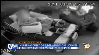 Nurses accused of lewd sex acts in front of patient have licenses suspended
