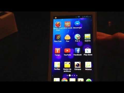 Huawei Ascend G510 review en español