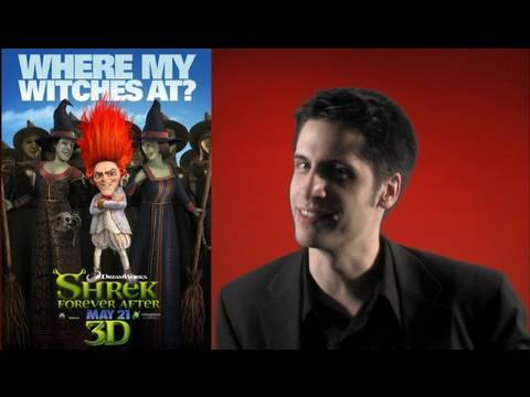 Shrek Forever After review, Shrek 4 review