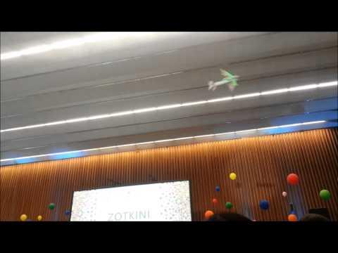 ZOTKS - Predstava Z Letalom