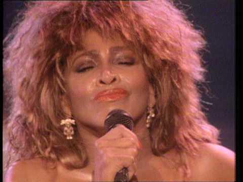 Tina Turner - what