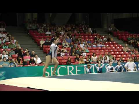Ariana Guerra -- Floor -- 2012 U.S. Secret Classic