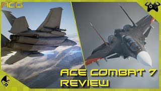"""Ace Combat 7: Skies Unknown Review """"Buy, Wait for Sale, Rent, Never Touch?"""""""