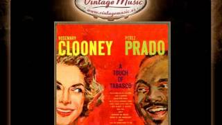 ROSEMARY CLOONEY & PEREZ PRADO CD Vintage Vocal Jazz. Sway
