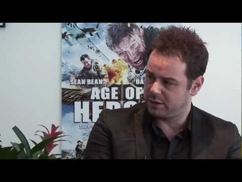 Today Premiere Scene's Claire & Anthony Bueno had the pleasure of grabbing an exclusive interview with iconic British actor Danny Dyer as he promotes his latest movie Age of Heroes. Danny shares.