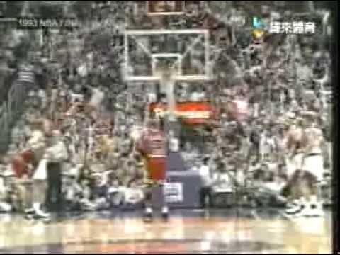 NBA Finals 1993 Game 6   Chicago Bulls vs Phoenix Suns CD1