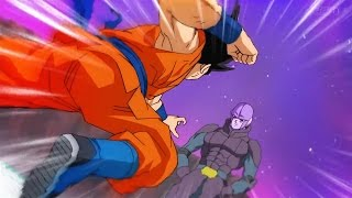 Goku vs. Hit | Dragon Ball Super - Episode 38 (English Subtitles) [Full HD]