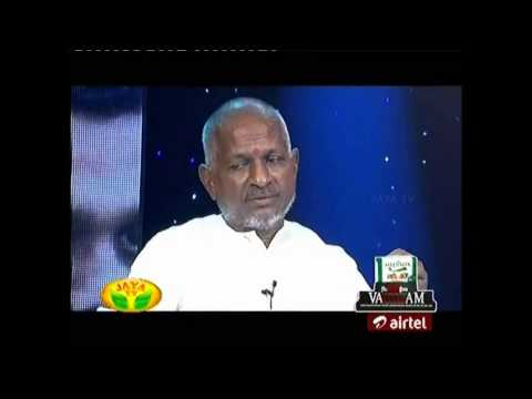 "Isaignani Ilayaraja explains ""Why people love to hear his music"""