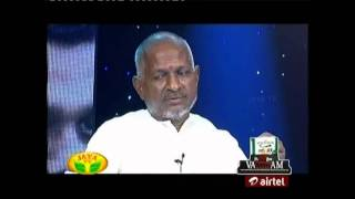 Isaignani Ilayaraja explains Why people love to hear his music