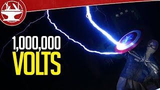 ⚡ Playing with 1 MILLION VOLTS ⚡