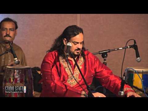 Amjad Sabri Qawal in Chicago Nov 23 2013 Part.1