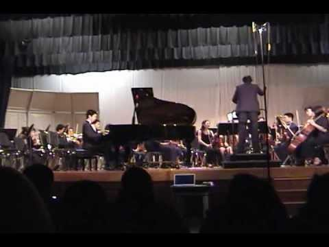 Soloists in Bridgewater-Raritan High School