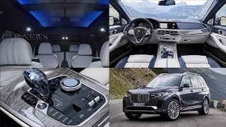 2019 BMW X7 - Generous interior